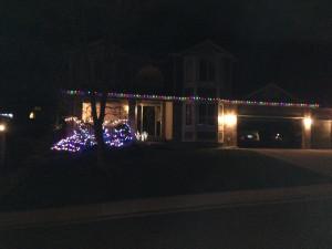 Dec 2013 Christmas Lights Front